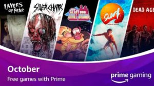 Layers of Fear and Jay and Silent Bob Mall Brawl among the free Prime games of October