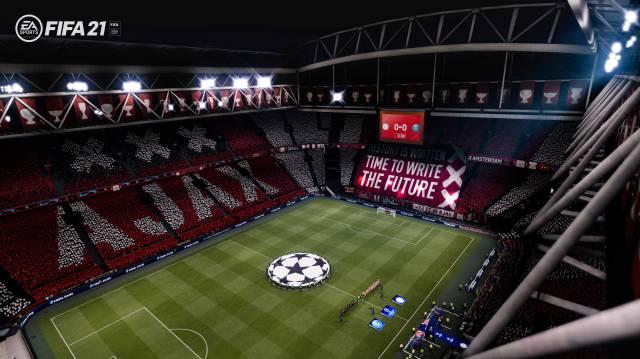 FIFA 21, analysis. Entering discount time