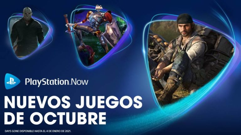 Playstation Now adds Days Gone, MediEvil, Trine 4, and more; already available