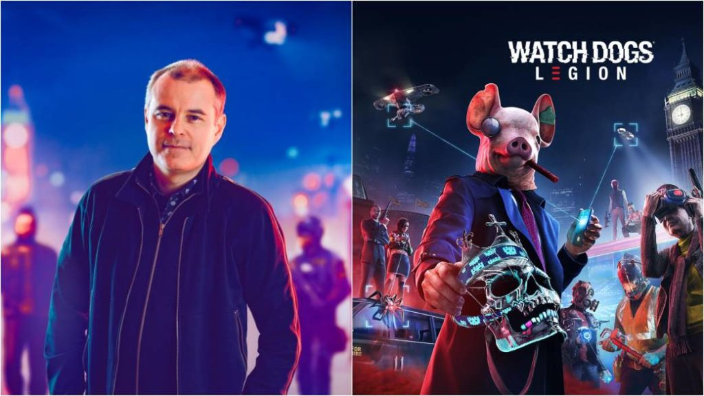 """Clint Hocking, Director of Watch Dogs Legion: """"We take a step forward in innovation"""""""