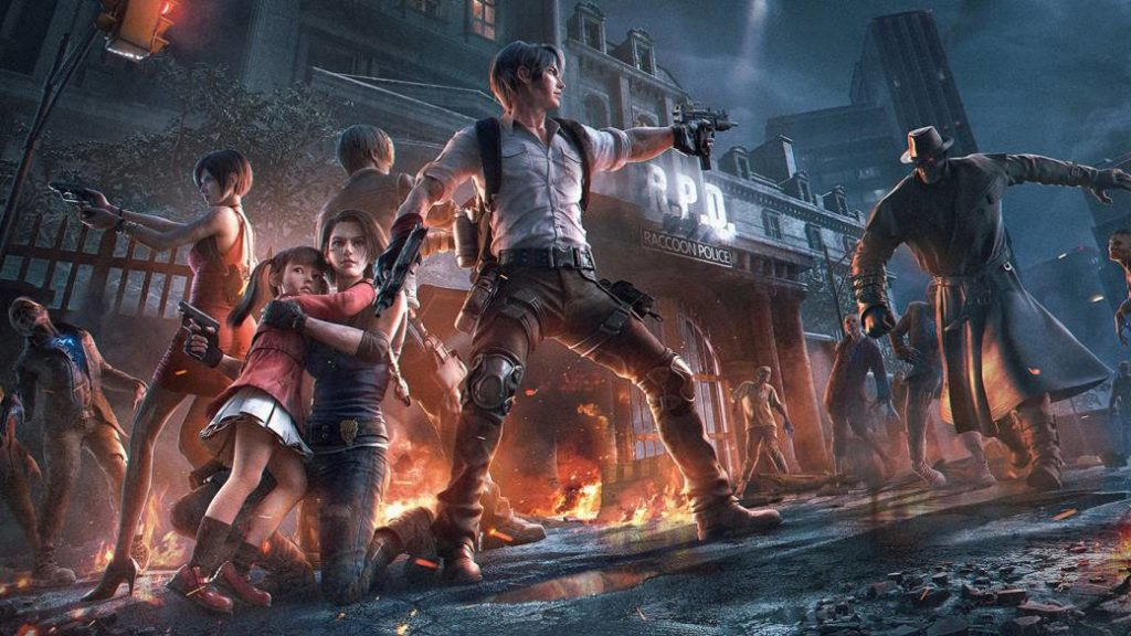 Resident Evil Cinematic Reboot Now Has Cast Confirmed