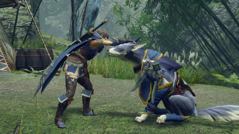 Monster Hunter Rise has been in development for over 4 years; will have 14 types of weapons