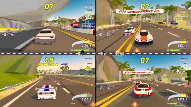 Hotshot Racing, analysis