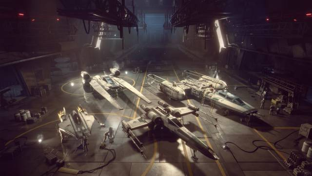 Star Wars: Squadrons, analysis. A return to the essences