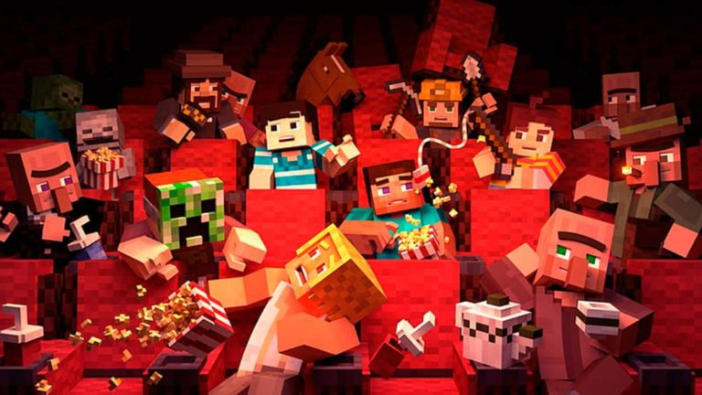 Minecraft movie delayed again and indefinitely