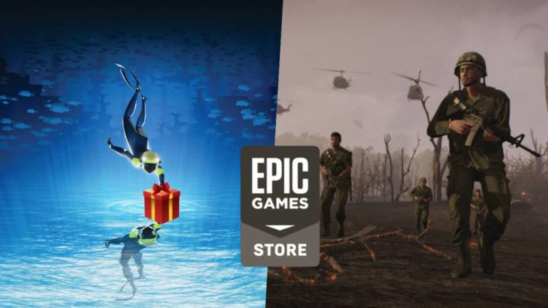 ABZÛ and Rising Storm 2: Vietnam, free games on the Epic Games Store