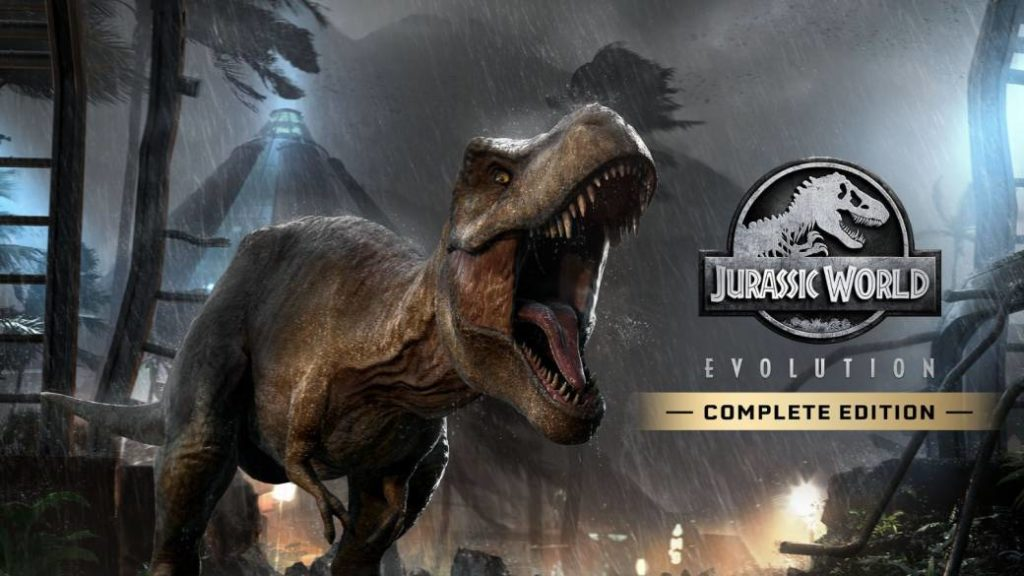 Jurassic World Evolution: this is the Complete Edition of Nintendo Switch