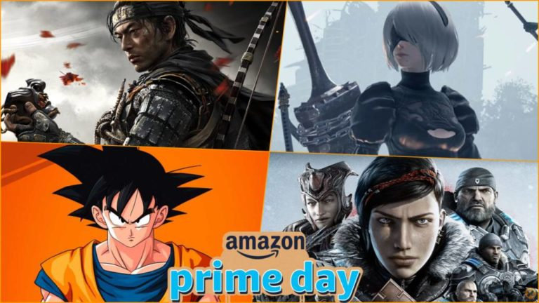 Amazon Prime Day: best deals and bargains on video games (PS4, Nintendo Switch, Xbox)