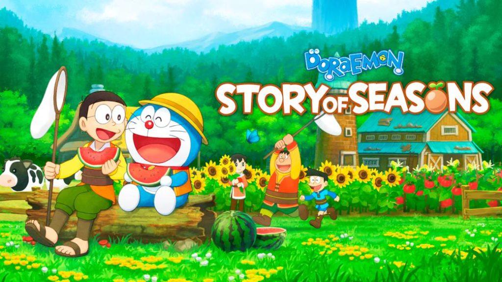 Doraemon: Story of Seasons, PS4 Review. The Magic Door still works