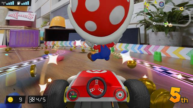 Mario Kart Live Home Circuit review
