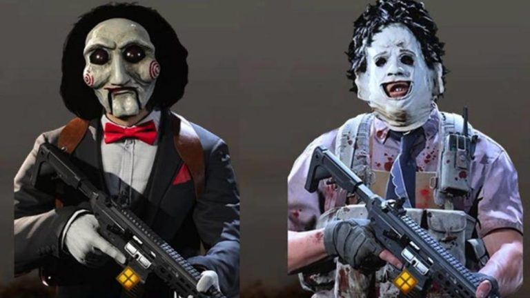 Call of Duty: Warzone to receive Saw and Texas Chainsaw Massacre skins for Halloween