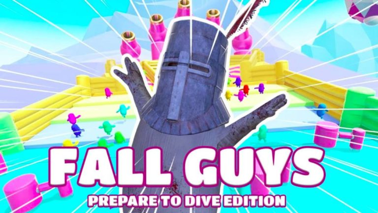 The Ultimate Crossover: Fall Guys in Dark Souls Version