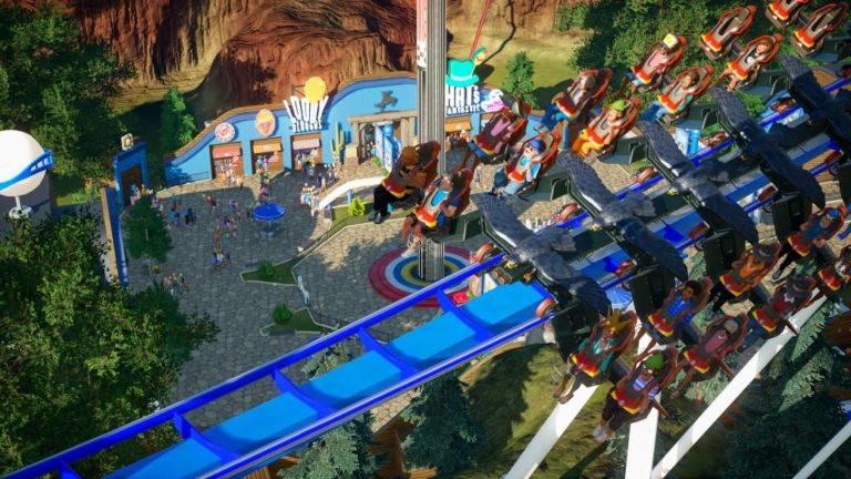 Planet Coaster: Console Edition; create the park of your dreams, now on console