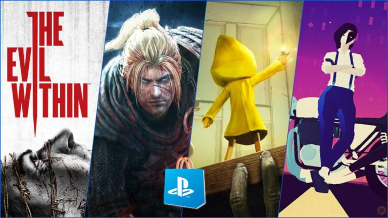 PS4 Deals - Halloween: 9 essential games for less than 10 euros