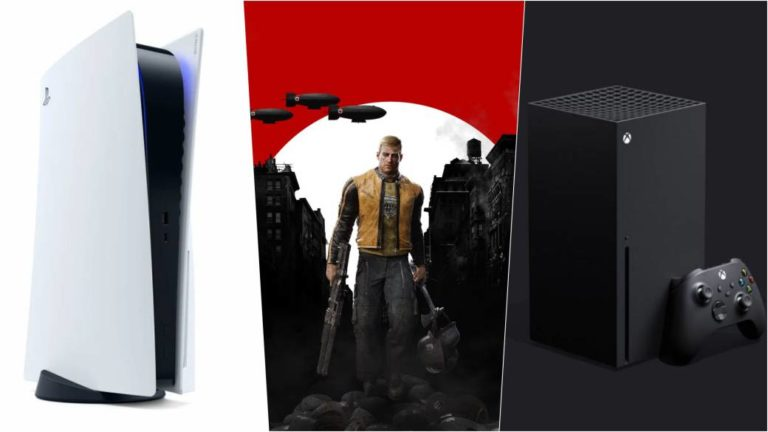 MachineGames shares their excitement for the PS5 and Xbox Series X | S SSD