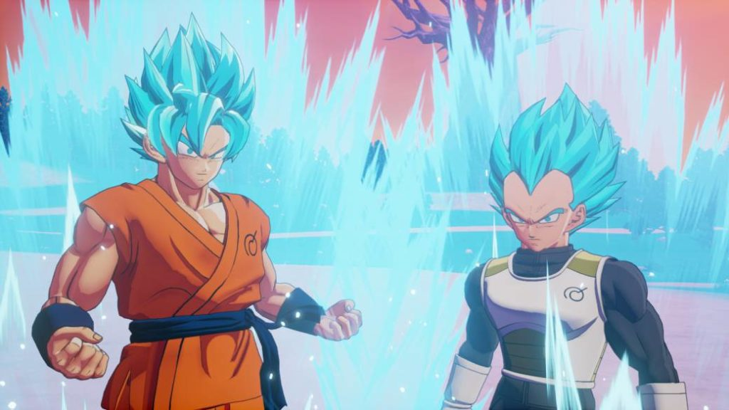 Dragon Ball Z: Kakarot will add a Musou-style combat system in its second DLC