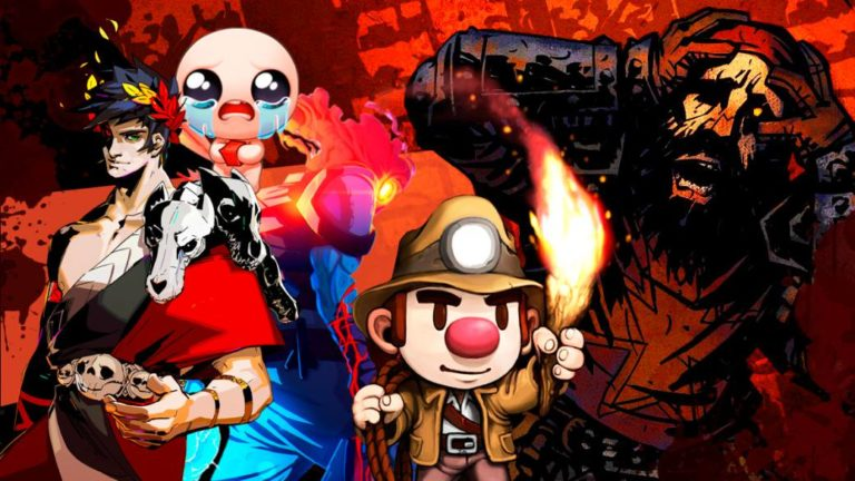 Spelunky 2 Hades Slay the Spire PC NSW Android roguelike