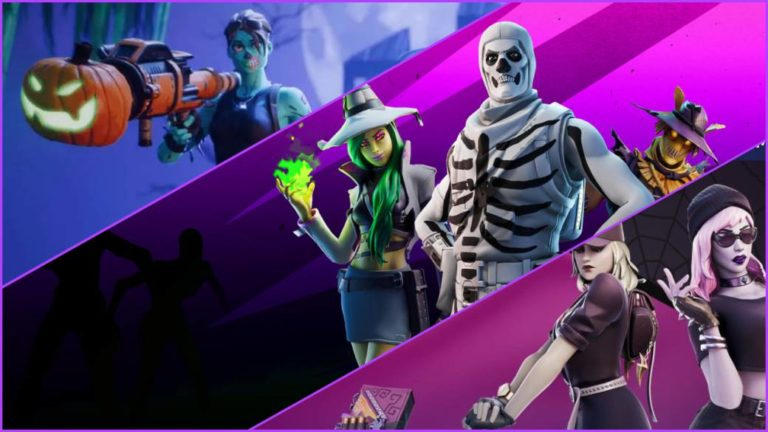 Halloween in Fortnite - Nightmare Makeup Contest: dates, rules and details