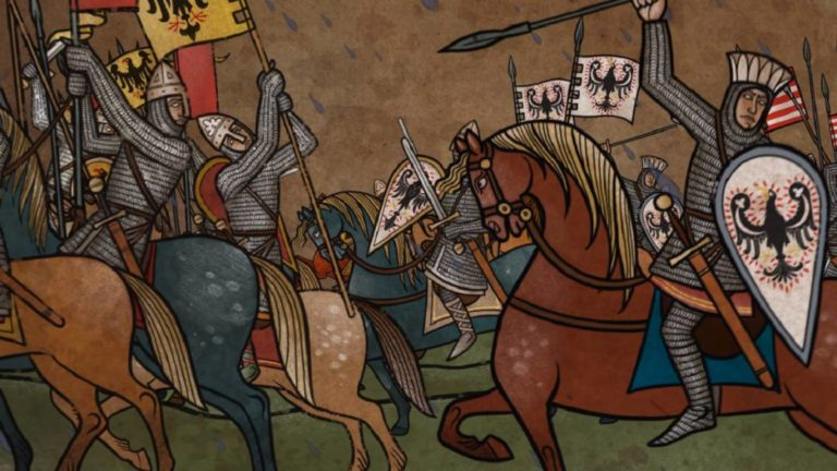 Medieval, the new installment of Field of Glory II