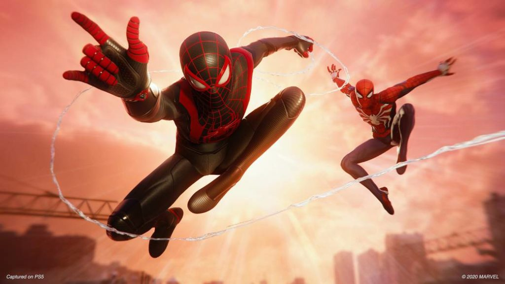 Marvel's Spider-Man: Miles Morales, impressions. Spidey won't be entirely alone