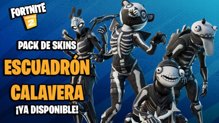 Fortnite: Skull Squad Pack Now Available; price and contents