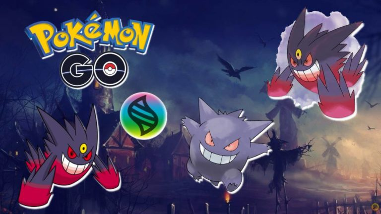 Pokémon GO: how to get Mega Gengar; dates, tasks and rewards
