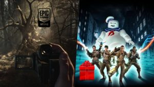Blair Witch and Ghostbusters, free games at Epic Games Store