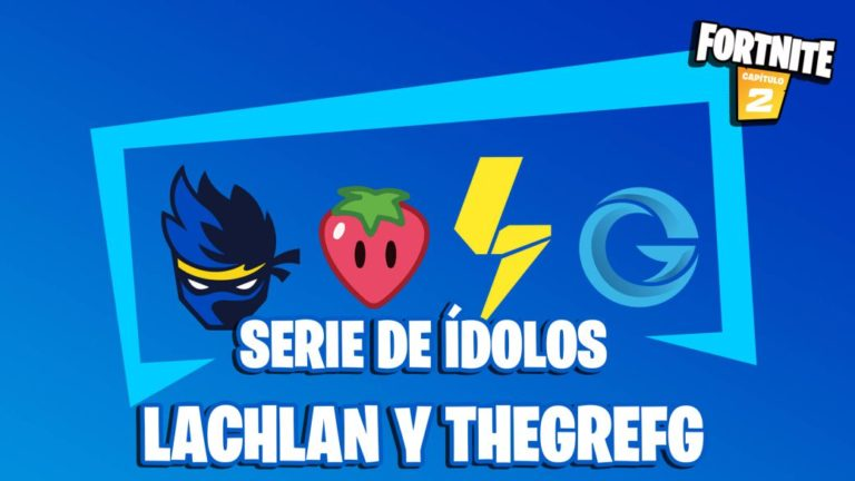 Fortnite: Lachlan Joins the Idol Series; TheGrefg will be next