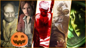 Halloween deals on Steam: bargains under 10 euros