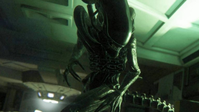 Alien Isolation was developed in secret at the beginning