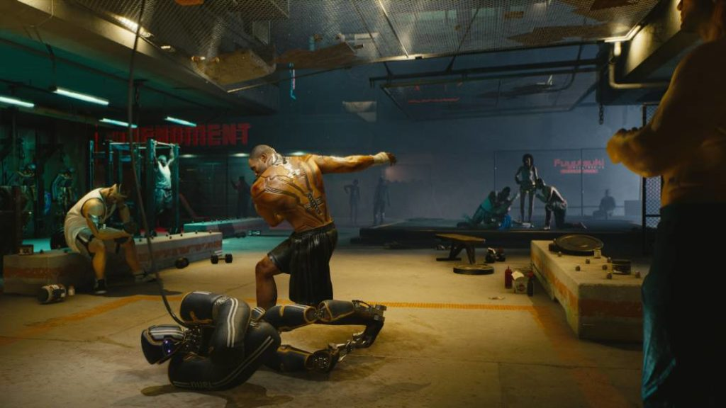 "Cyberpunk 2077: ""Removing features is common during development"""