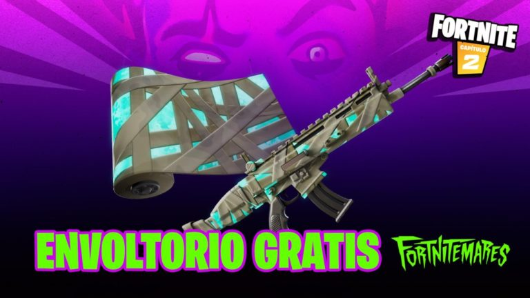 Fortnite: get the Wrath of Wrath wrap for free