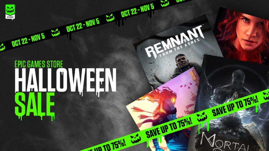 Halloween sales start in Epic Games Store: Red Dead Redemption 2, Borderlands 3 …