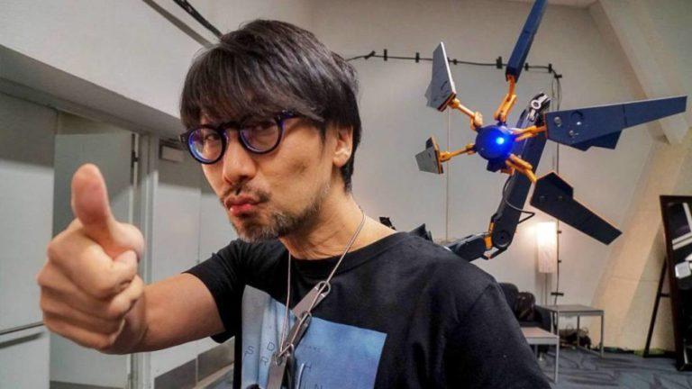 Hideo Kojima announces a new project