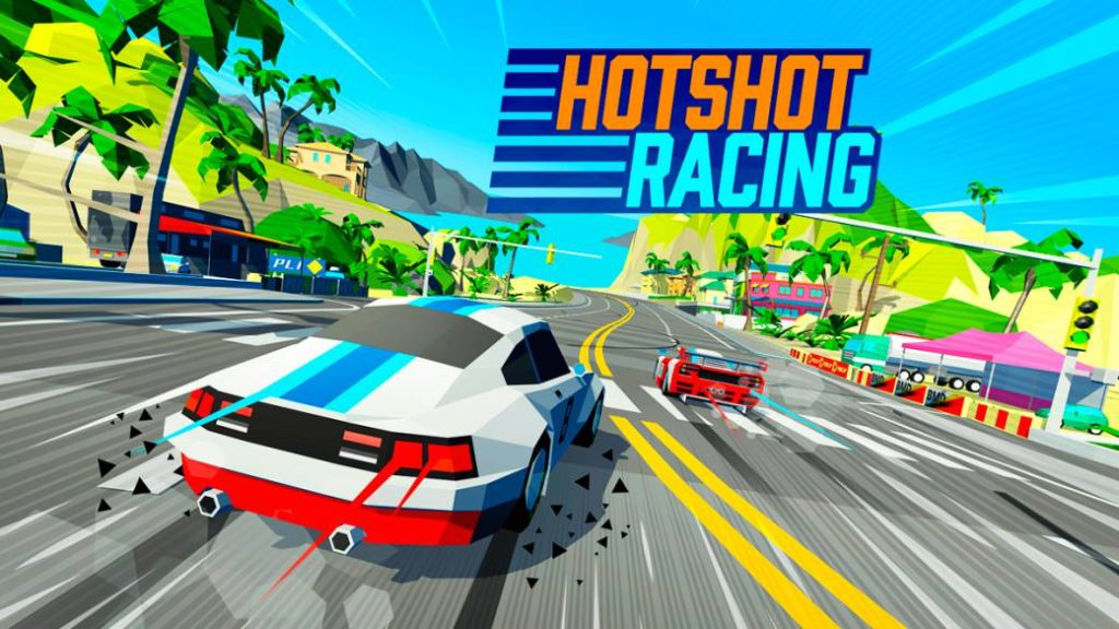 Hotshot Racing, Reviews: the unmistakable taste of good arcade