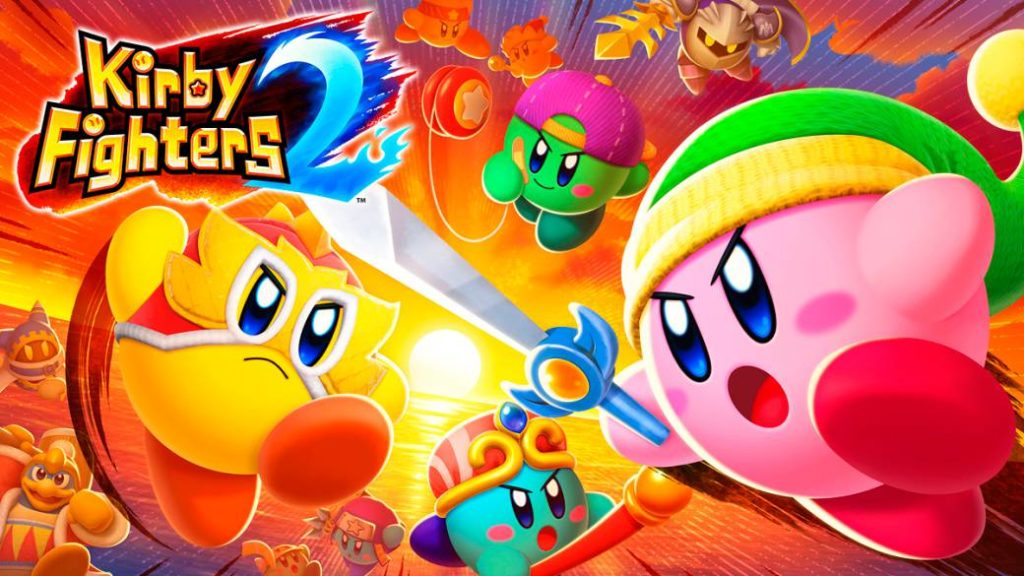 Kirby Fighters 2, Nintendo Switch Reviews