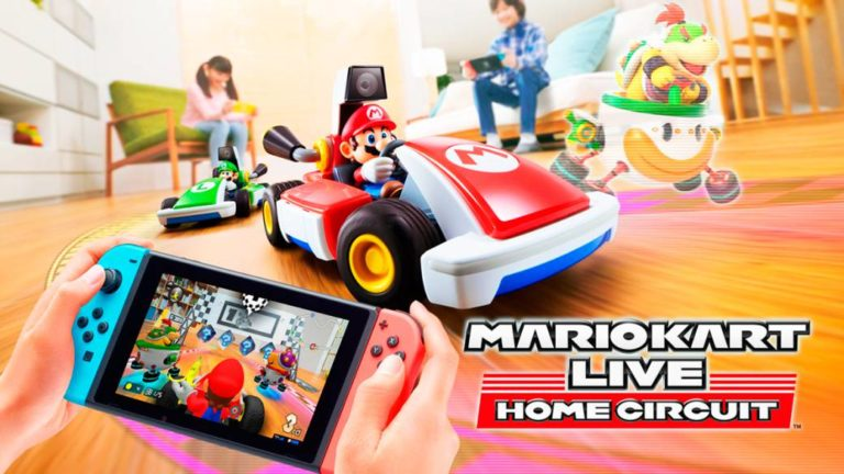 Mario Kart Live Home Circuit, analysis. From the virtual to the real world (and vice versa)