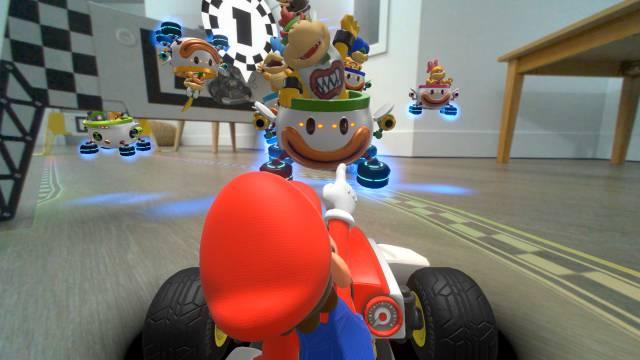 Mario Kart Live Home Circuit Impressions