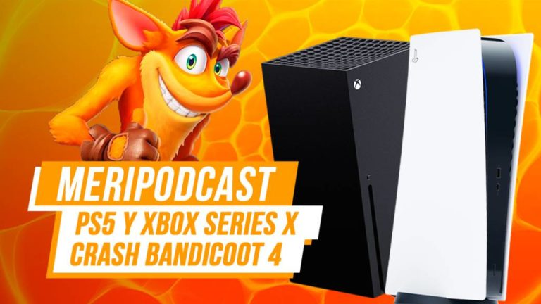 MeriPodcast 14x02: First Impressions of PS5 / Xbox Series X and Crash Bandicoot 4