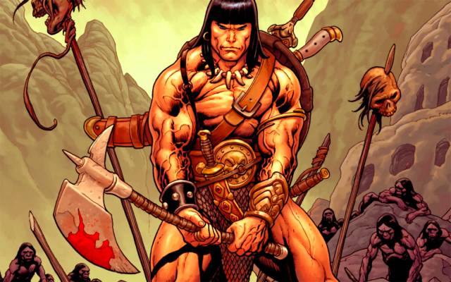 Netflix: a new live action series of Conan the Barbarian is underway