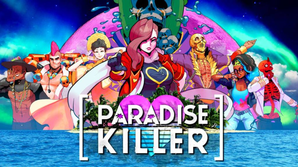 Paradise Killer, Reviews: A great detective game