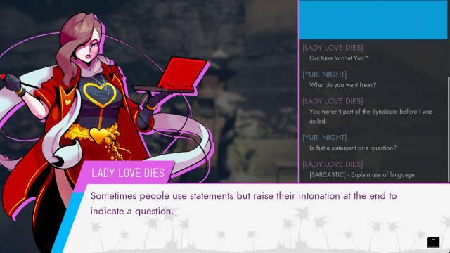 Paradise Killer Lady Love Dies Fellow Traveler Kaizen Game Works PC Windows iOs Switch vaporwave graphic adventure detective adventure puzzle noir