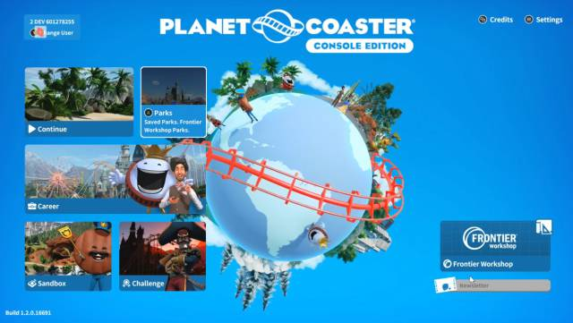 Planet Coaster: Console Edition PS4, Xbox One, PS5, Xbox Series X / S preview impressions release date price