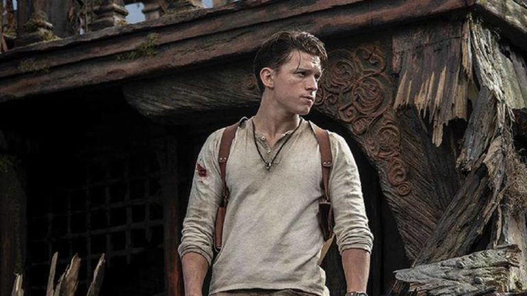 Uncharted movie: first look of Tom Holland as Nathan Drake