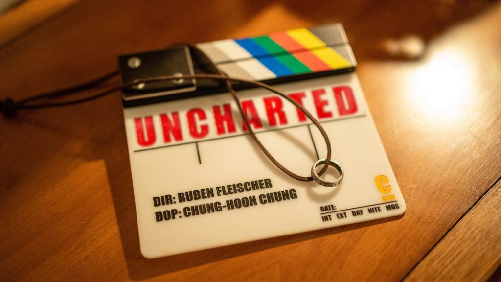 Uncharted movie wraps up filming: release for July 16, 2021