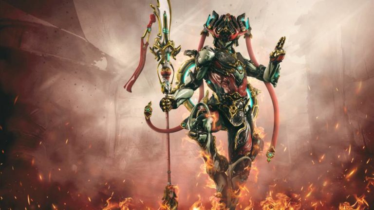 Warframe: Nezha Prime, out now on PS4, Xbox One, PC and Nintendo Switch