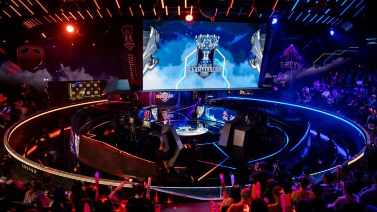 When and where will League of Legends Worlds 2021 be?
