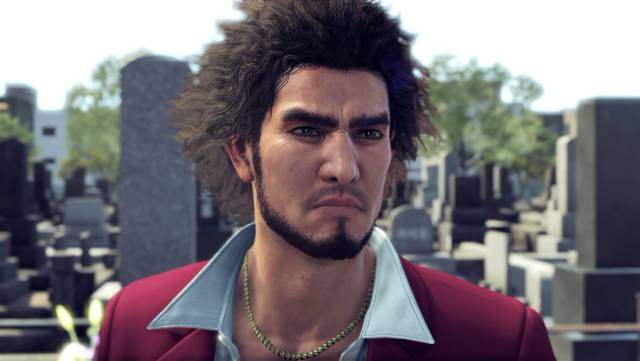 Yakuza Like A Dragon Big On Xbox Series X 4k Resolution And 60 Fps
