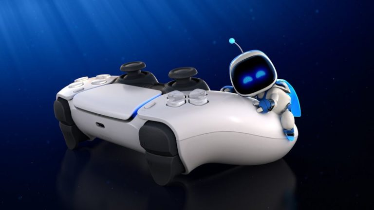 Astro Playroom on PS5, a love letter to Playstation and DualSense