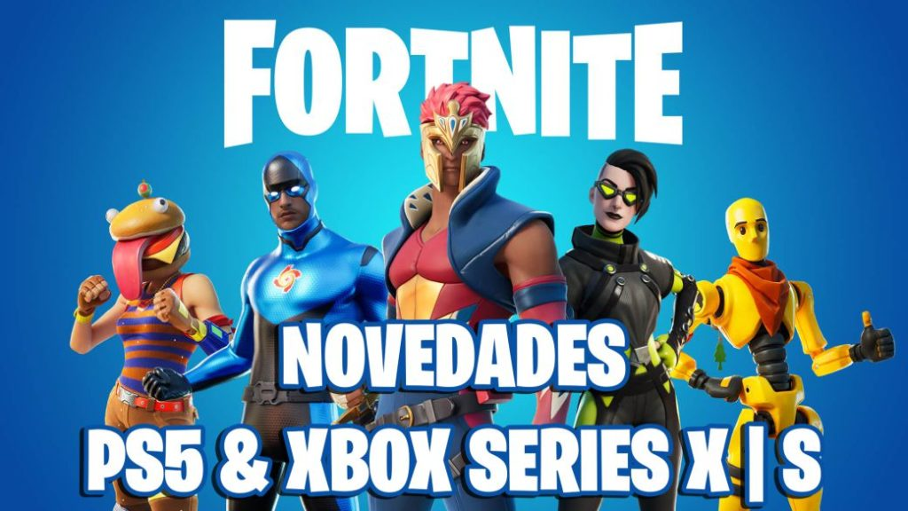 Fortnite On Ps5 And Xbox Series X And S Release Date And Improvements